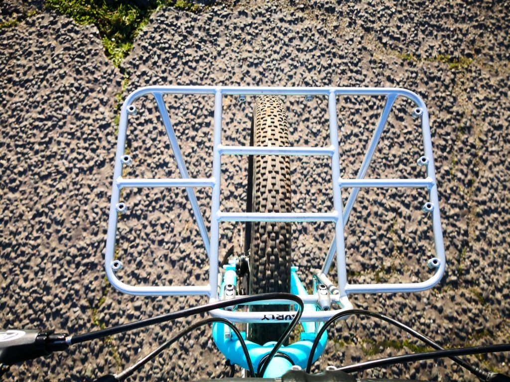 Surly 24-Pack Rack top view