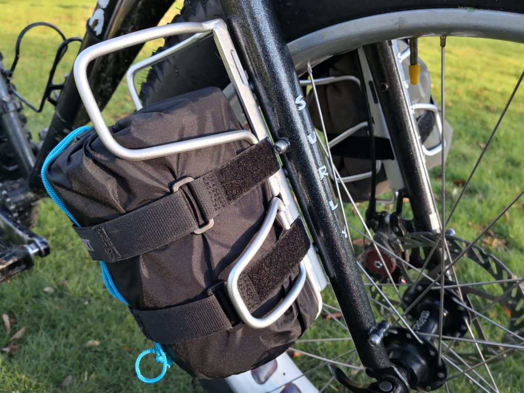 Passport Cycles Lug-Kage on Surly Moonlander