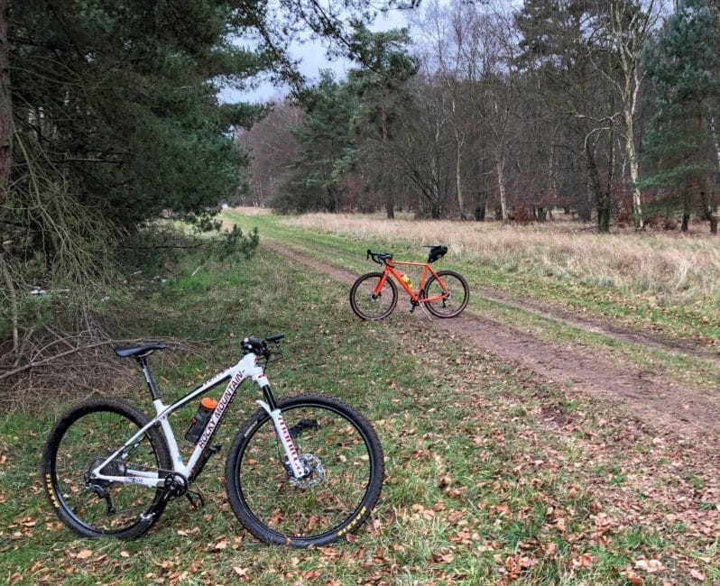 Do you need a gravel bike or will MTB work?