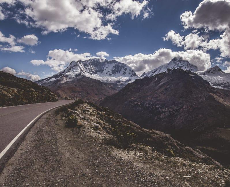 BikingMan Peru Landscape
