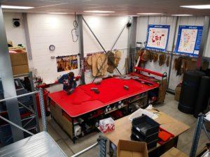 Alpkit bag test room