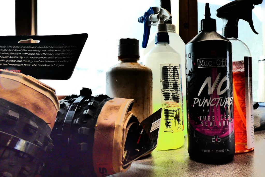 Muc Off No Puncture Hassle Sealant