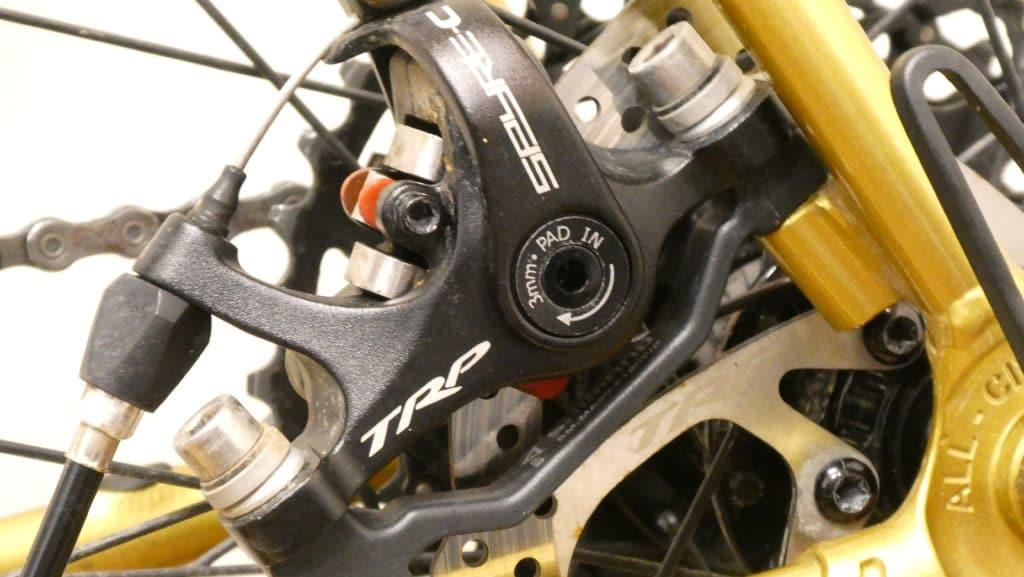 TRP Spyre brake caliper