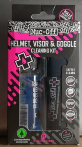 Muc Off Helmet, Visor and Goggle Cleaner