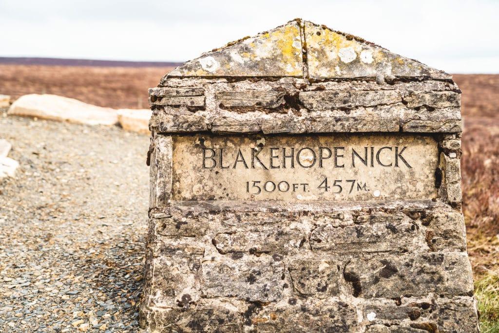 Blakehope Nick - image credit: Dan Monaghan