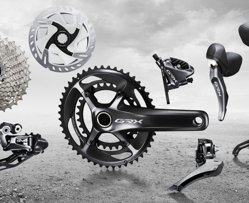 shimano gravel groupset