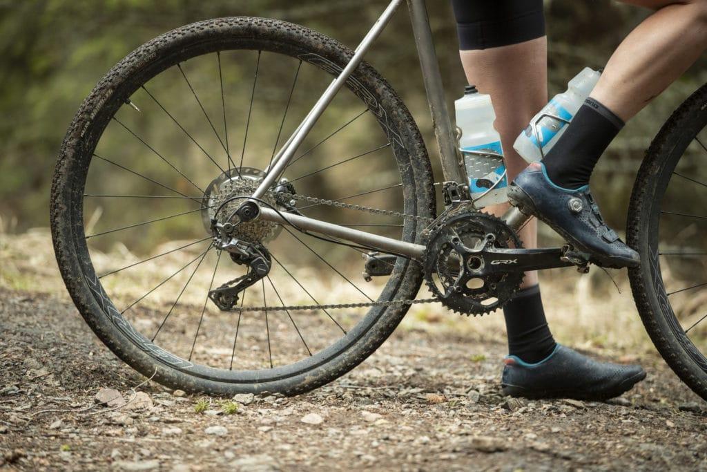 Shimano GRX Gravel wheelset