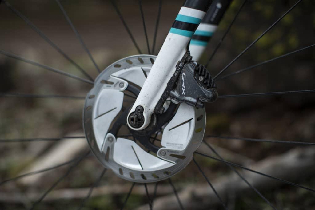 Shimano GRX gravel brake caliper