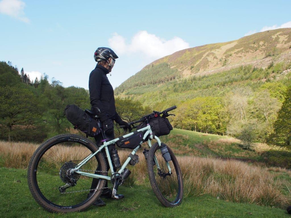 Hunt Beyond bikepacking setup