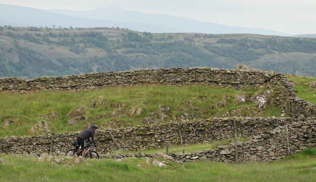 The Lake District walls and walls
