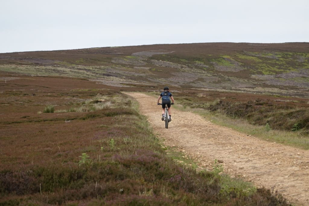 Squirt Cycling Products Tyre Sealant on test in the Moors