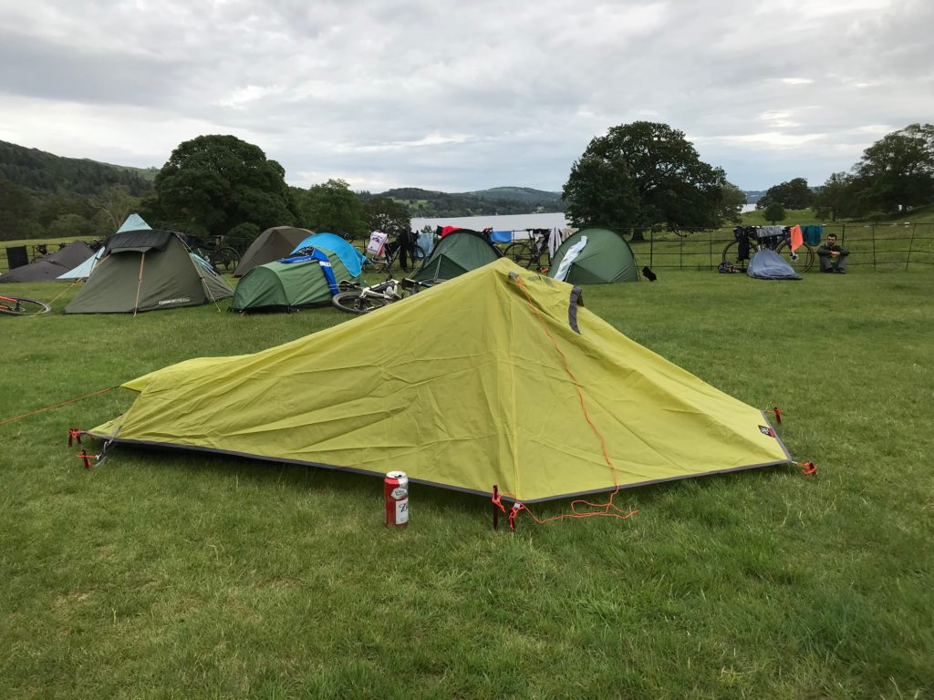 Go Outdoors Tent