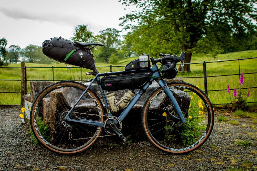Lauf True Grit & Miss Grape Bikepacking