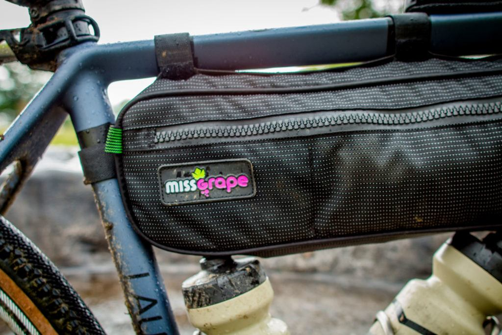Miss Grape Bikepacking Internode