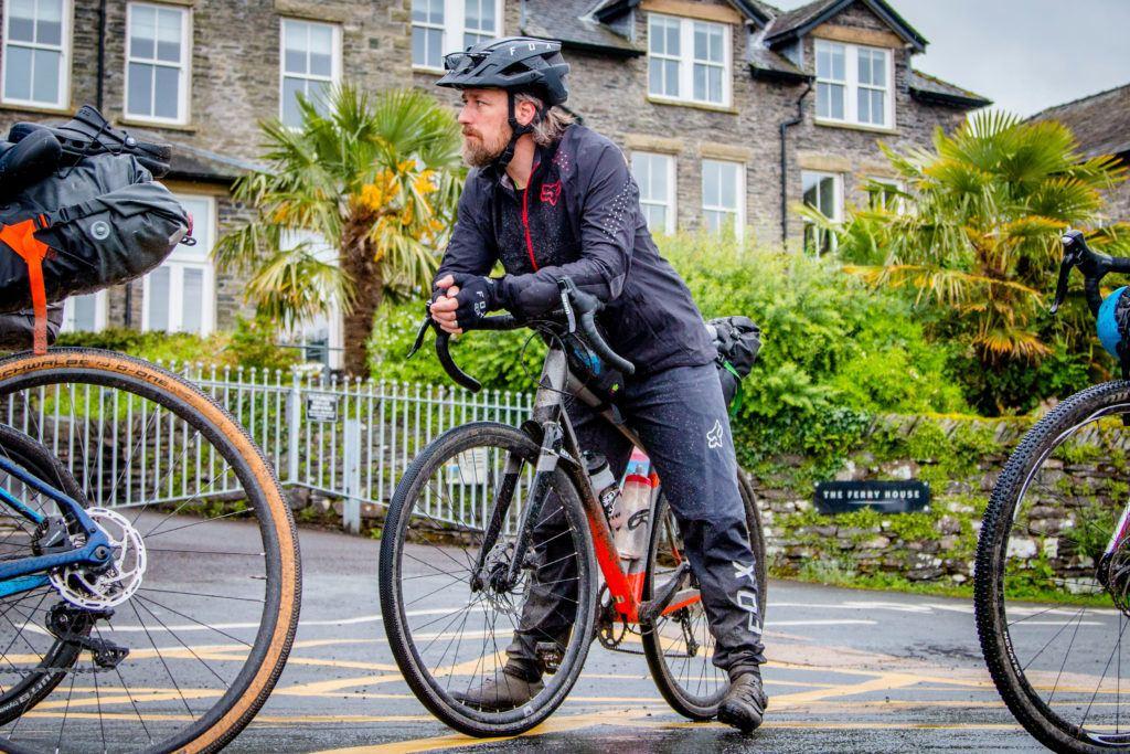 The Distance bikepacking adventure
