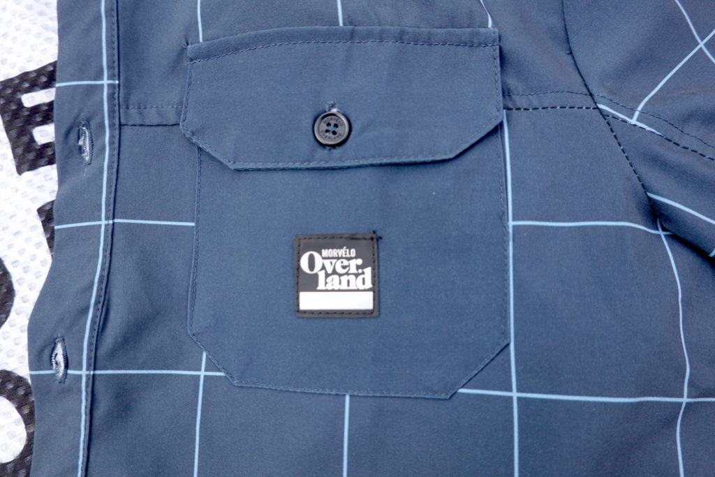 Short Sleeve pocket detail