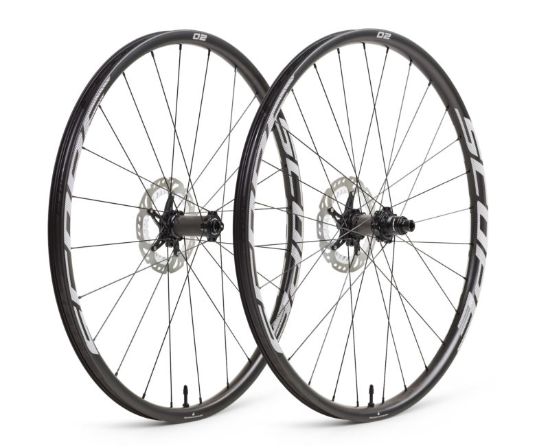 Scope O2 Wheelset