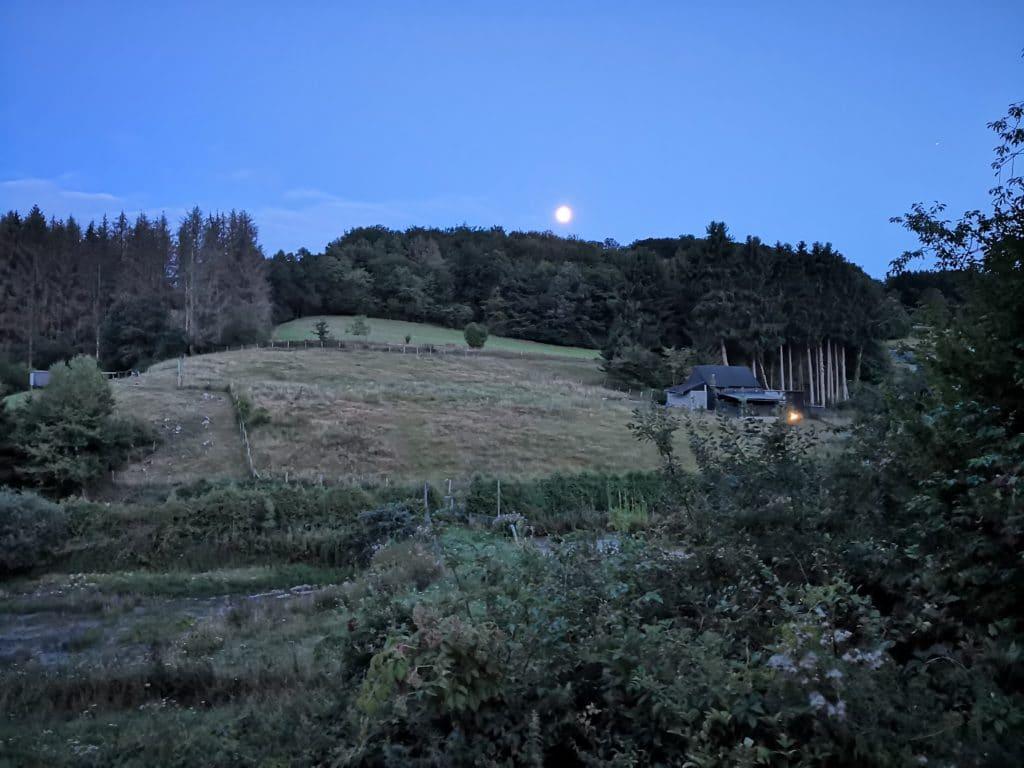 View from Landgut Breibach