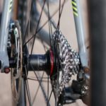 Rear WTB wheel and FOrce groupset