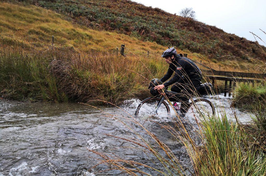 Wildcat 100 river crossing