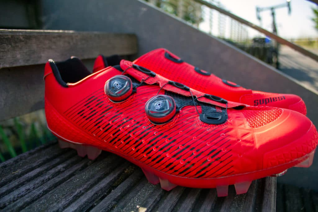 Suplest cross country pro comfort and performance
