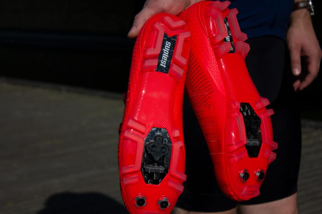Supplest carbon soles