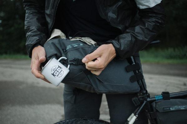 Erwin Sikkens Daypacking bikepacking Netherlands