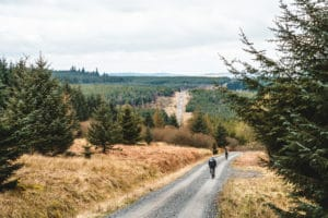 The Dirty Reiver gravel event