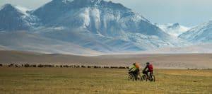 Silk Road Mountain Race