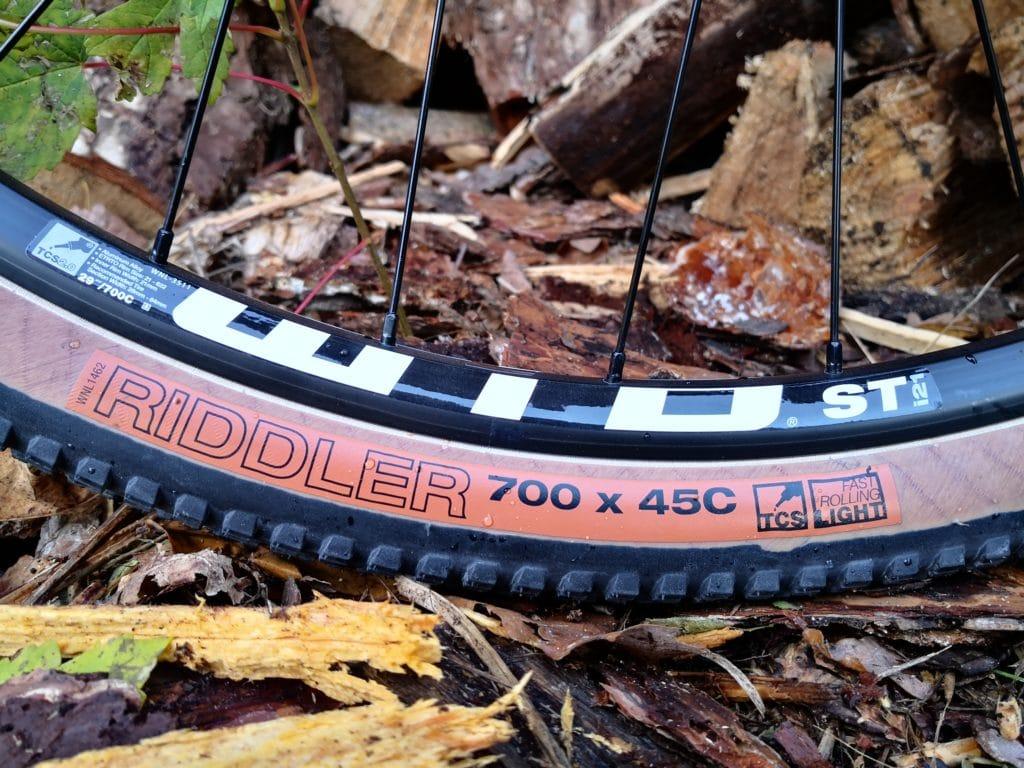 WTB Riddler TCS