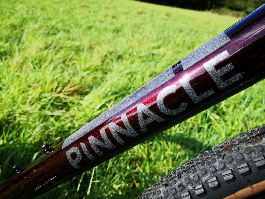 Pinnacle Arkose D3 paint finish