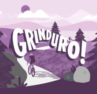 Grinduro Banner