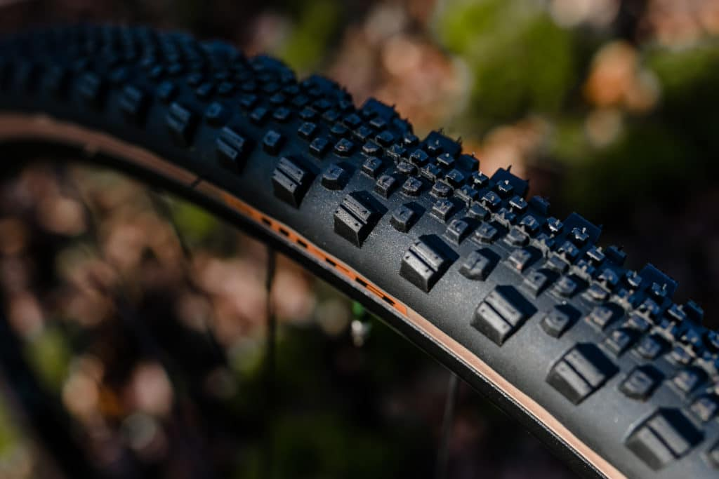 WTB Raddler tread profile