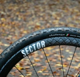 Sector GCi Carbon Gravel Wheels