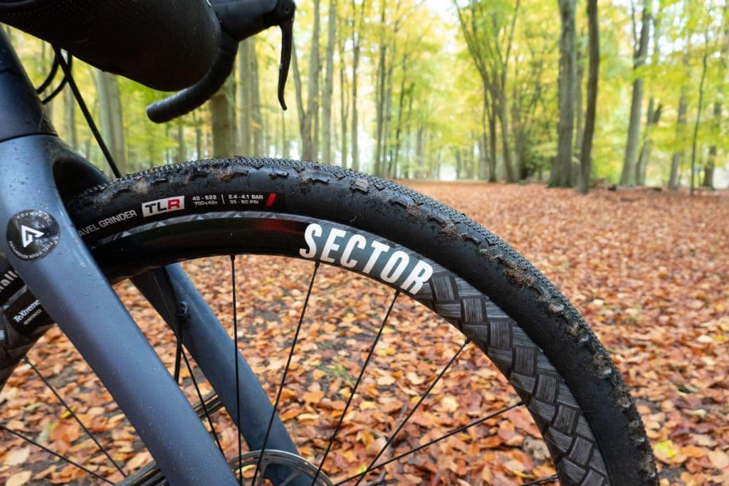 Sector GCi Carbon Gravel Wheel