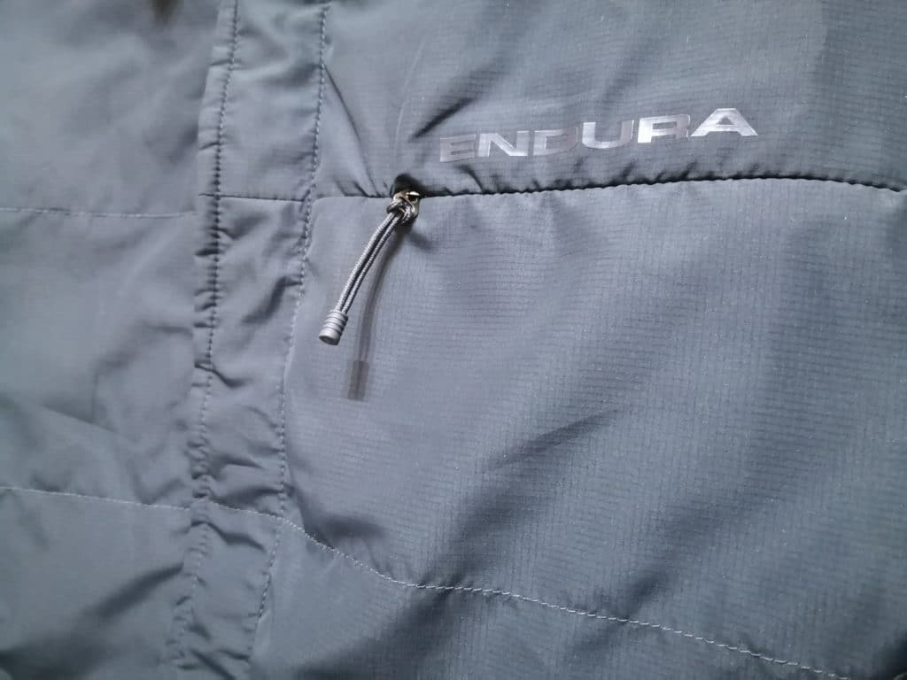 Endura Hummvee Shacket wind proof side