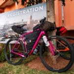 Atlas Mountain Race - parked at registration