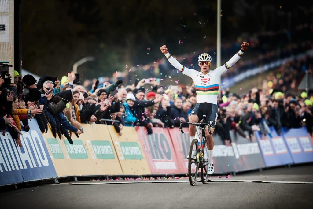 Van der Poel Victory