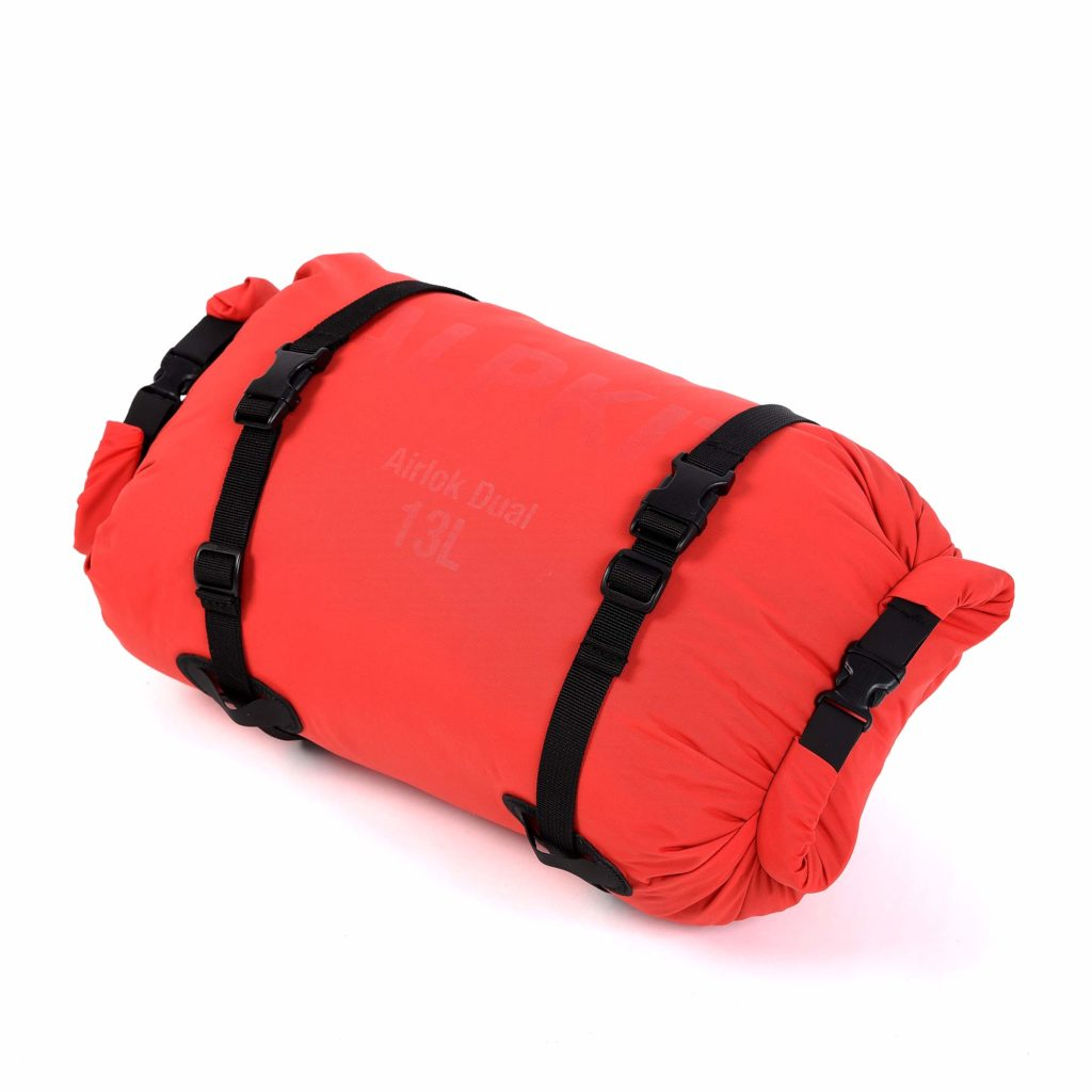 ALPKIT Airlok Dual 13 Litre Drybag for Atlas Mountain Race