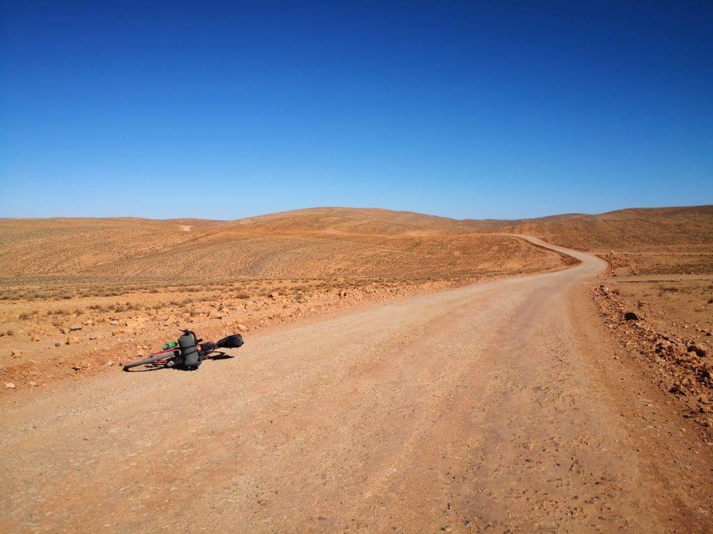 Gravel Heaven on the Atlas Mountain Race