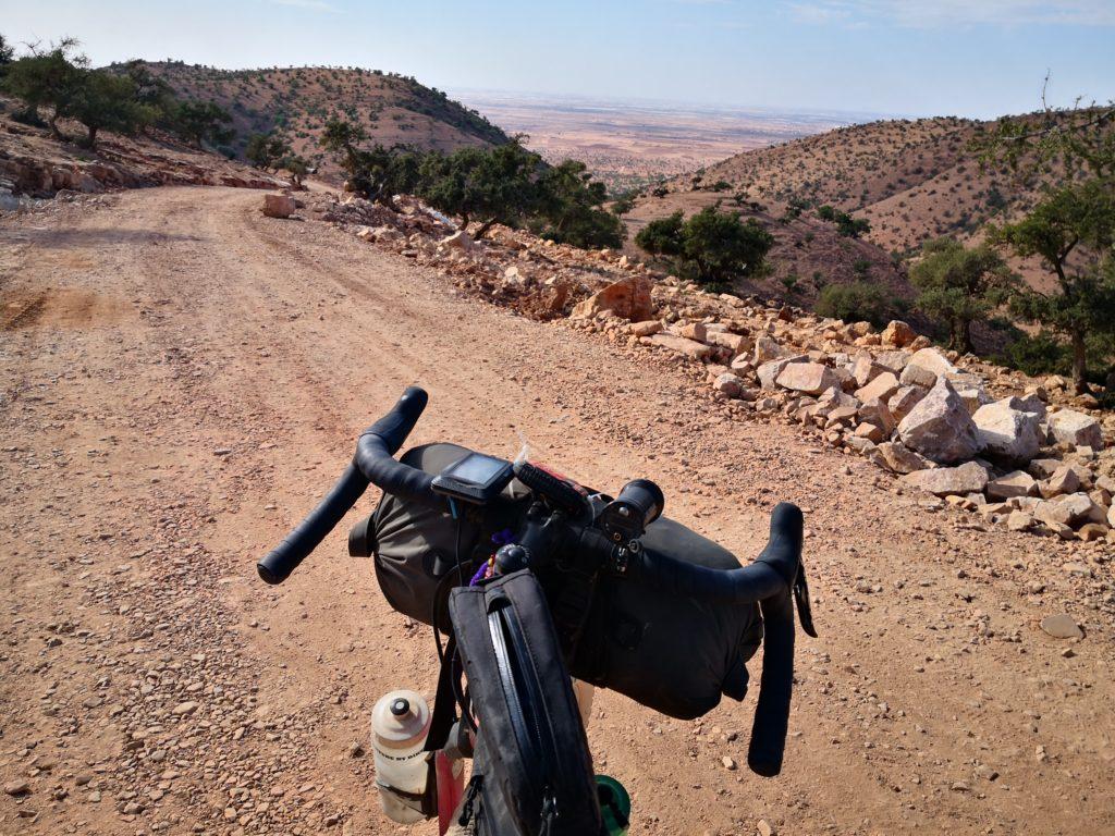 Cutthroat in the desert