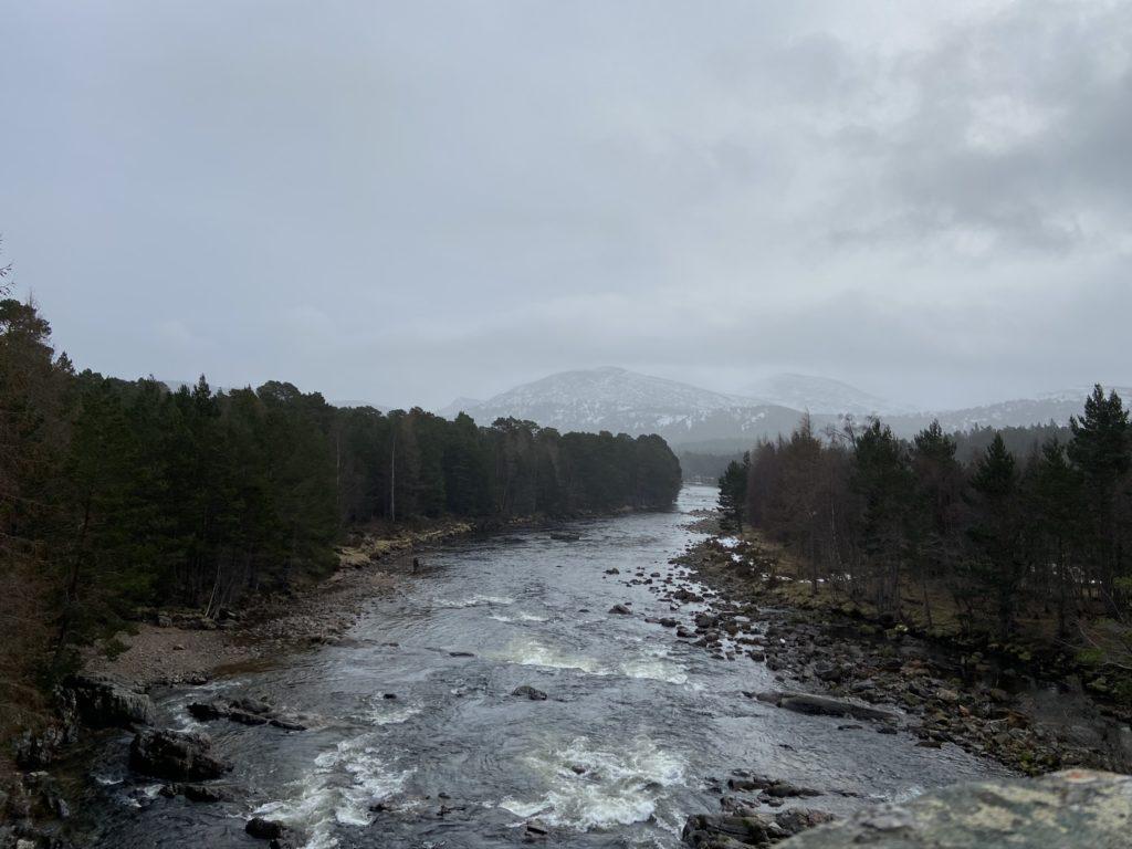 Balmoral, Cairngorms ride