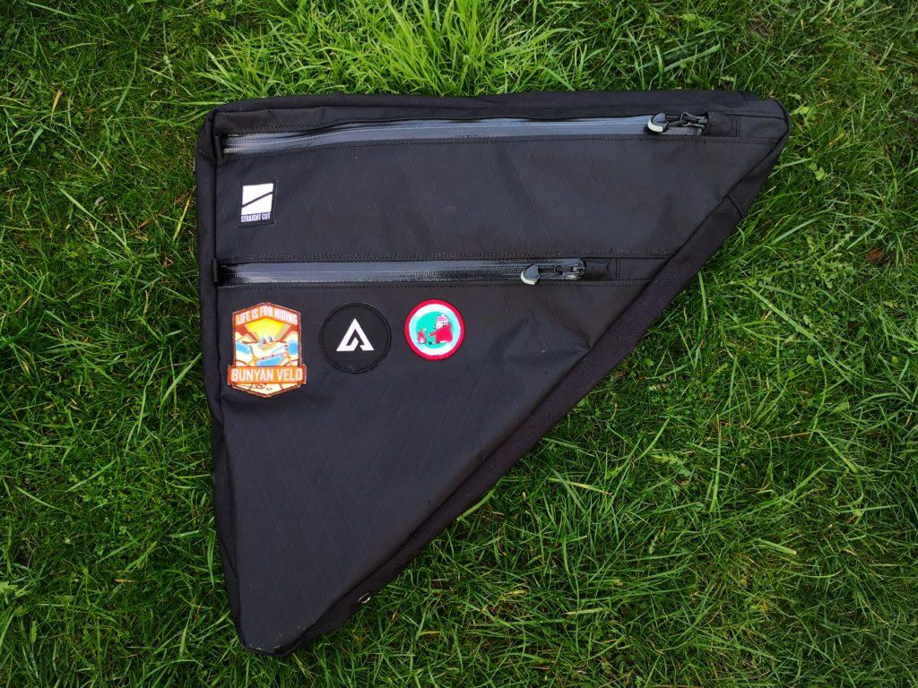 Straight Cut Design custom frame bag