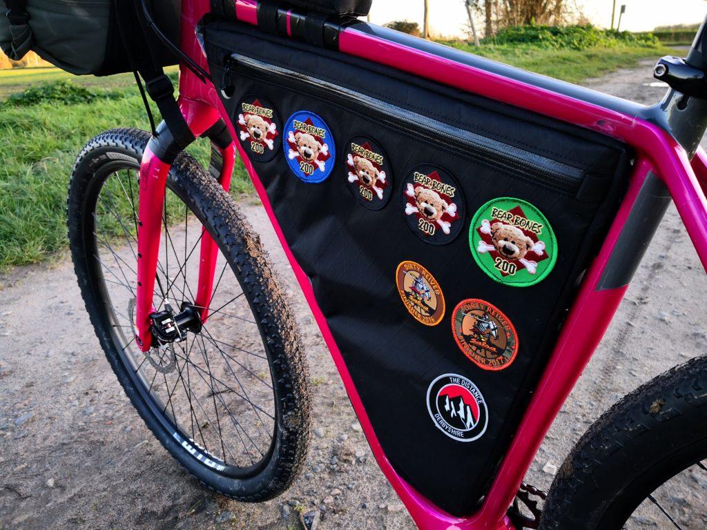 Salsa Cutthroat custom framebag