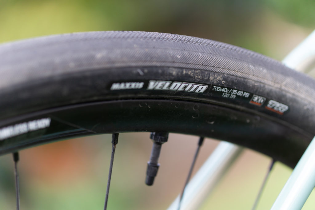 Maxxis gravel tyres