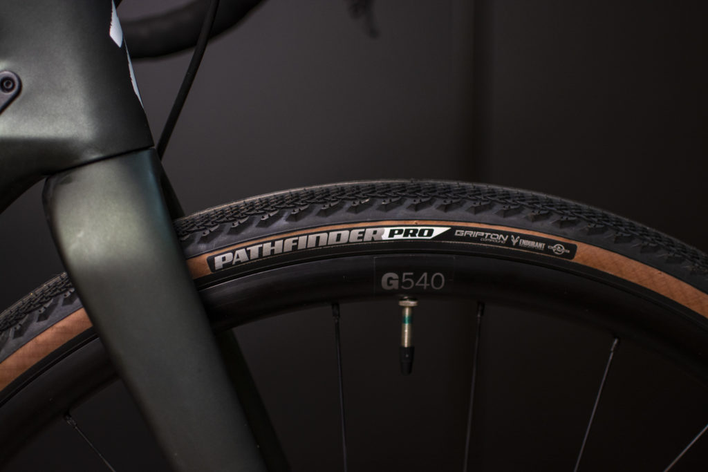 Specialized Pathfinder tyres