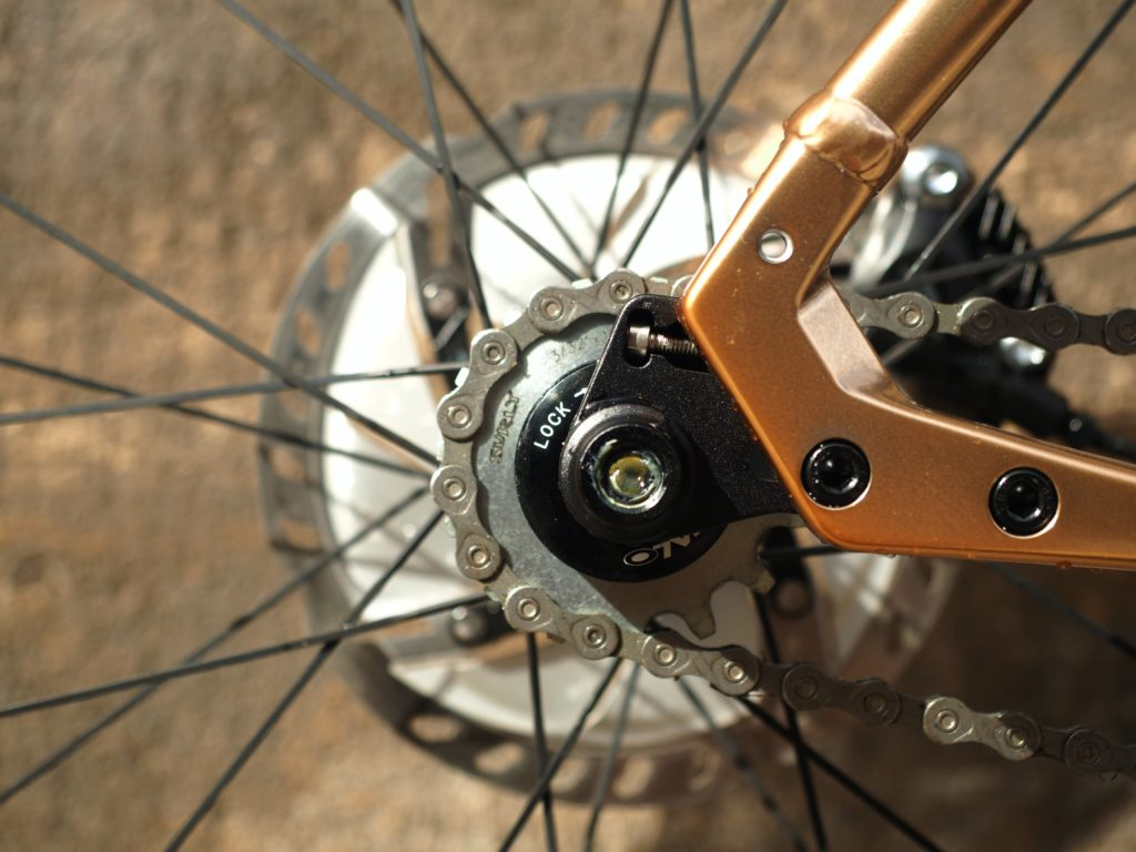 Surly Stainless One Cog