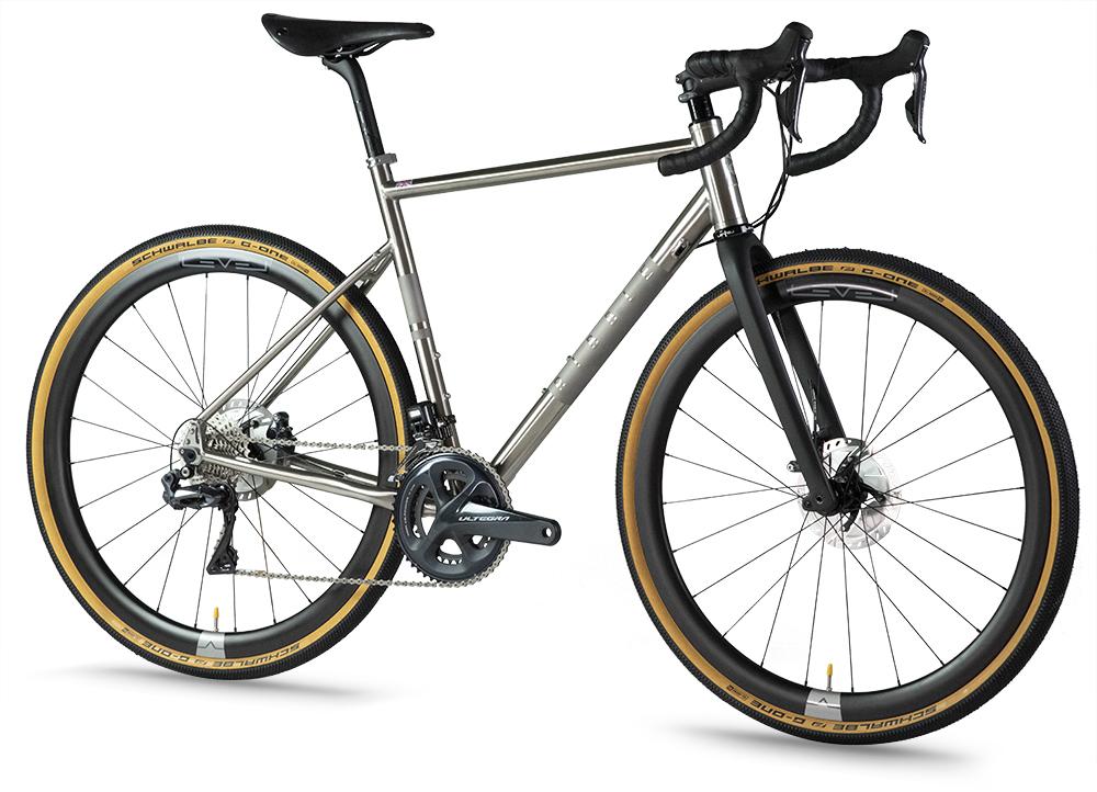 Ribble Cycles CGR Ti full build