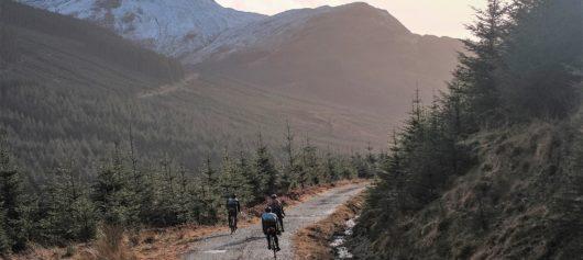 Bikepacking to Mark Cottage