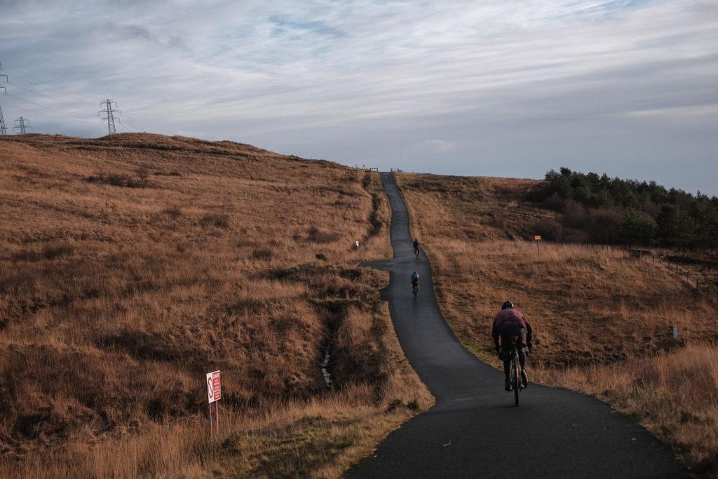 Mini adventure on Wild About Argyll route